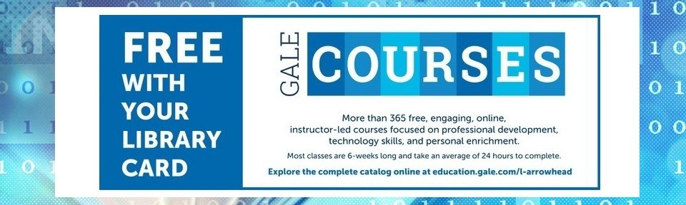 Upgrade with free online instructor led courses!